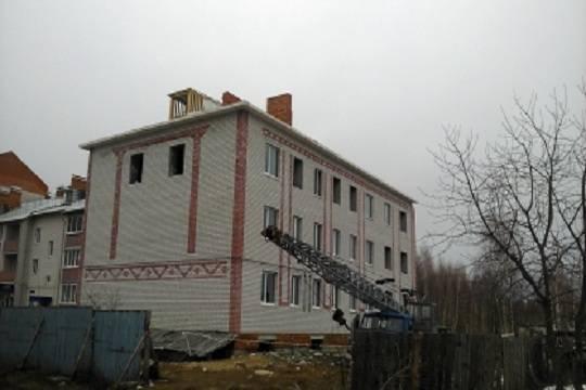 Прошлый мэр Козьмодемьянска пойдет под суд замахинации саварийным жильем