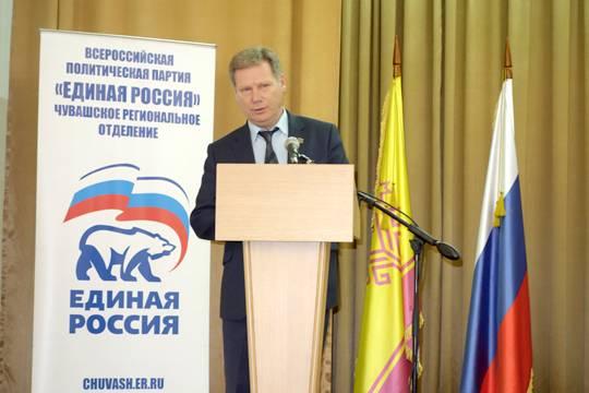 Главой Чебоксар стал проректор ЧГУ имени И. Н. Ульянова