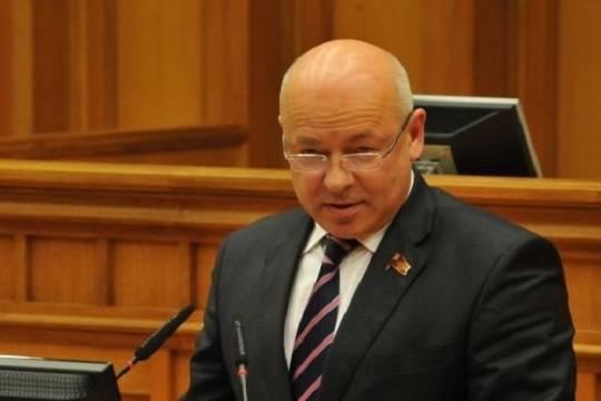 Министр уже не «красный». А какой?  Новый глава министерства строительства Марий Эл Михаил Леонтьев со скандалом вышел из КПРФ