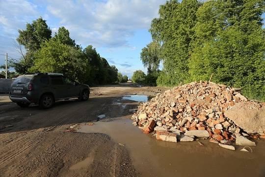 Активисты ОНФ назвали ремонт дорог отходами вНовочебоксарске самым «экзотическим»