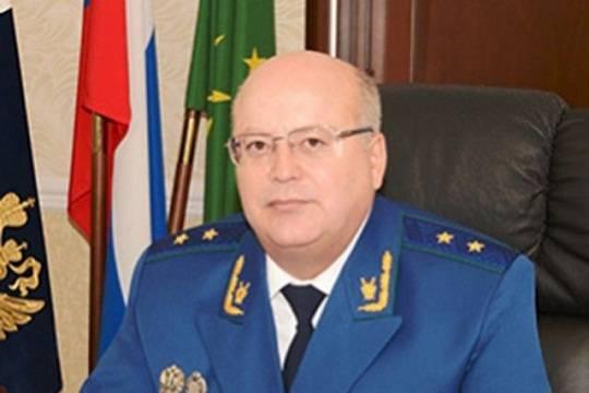 Прокурором Чувашской Республики будет Василий Пословский