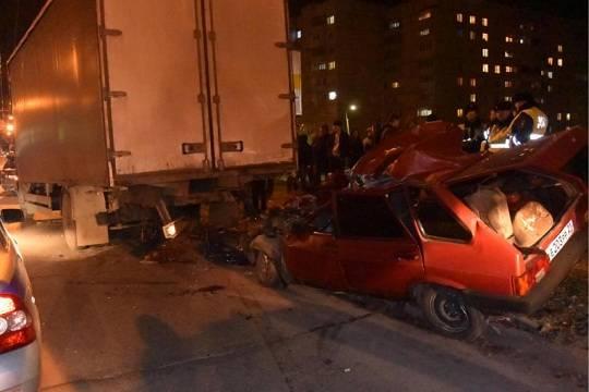 ВДТП напроспекте Тракторостроителей погиб 17-летний чебоксарец