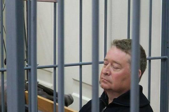 Суд продлил арест прежнего руководителя Марий ЭлЛеонида Маркелова