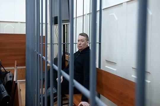 Леонида Маркелова оставят под арестом до12июня