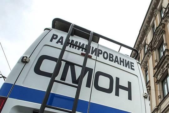 ВМарий Элпрошла эвакуация 9-ти объектов, включая здания руководства имэрии