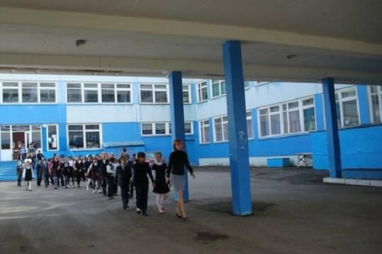 ВЧебоксарах срочно эвакуировали 13 тыс. школьников