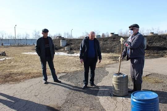 Из-за ухудшения качества воды вЯдрине обеззараживают резервуары