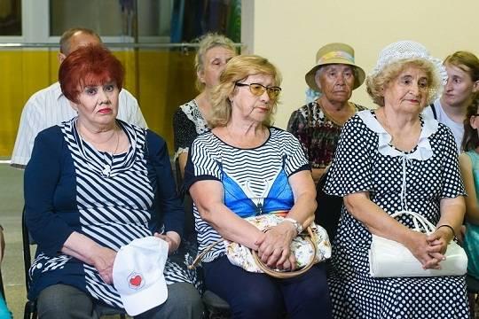 Дополнения кпенсионной реформе разработала партия пожилых людей