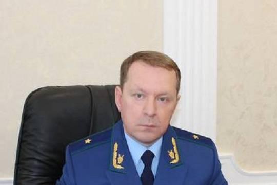 Пост основного обвинителя Марий Элзаймет прежний прокурор Челнов Сергей Беляков