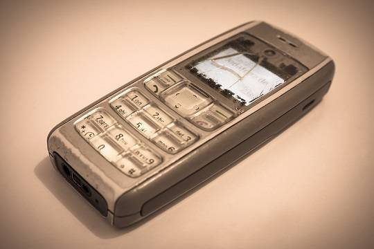 ВМарий Эл при помощи рентгена взэке отыскали потерявшийся телефон