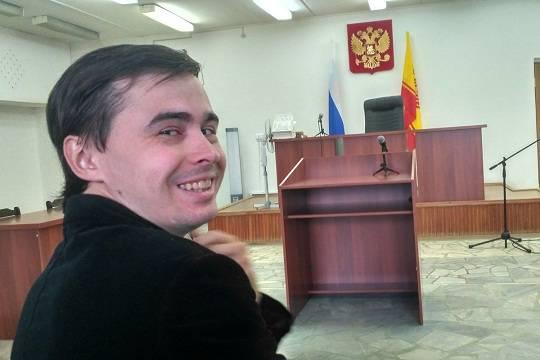 ВЧувашии волонтер Навального получил настоящий срок заэкстреизм