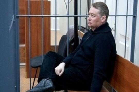 СКпопросил суд продлить срок ареста экс-главы Марий Эл